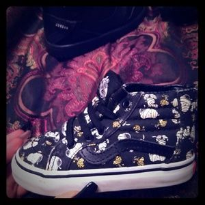 Mummy Snoopy Vans